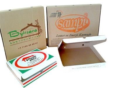 Pizza Kutuları
